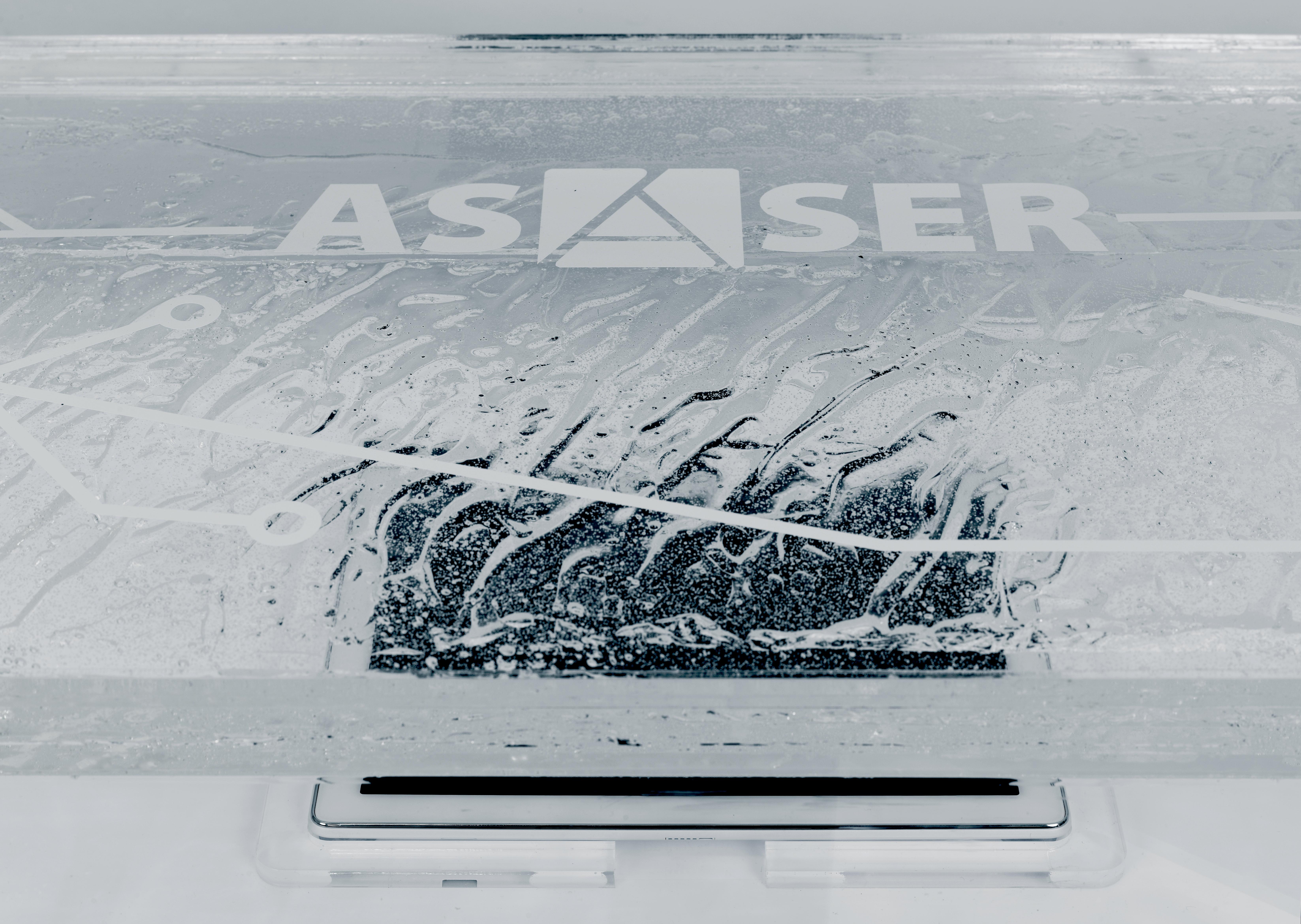 licitación red saneamiento bilbao, diseño gráfico Araba, Asaser